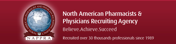 North American Pharmacist & Physicians Recruiting Agency